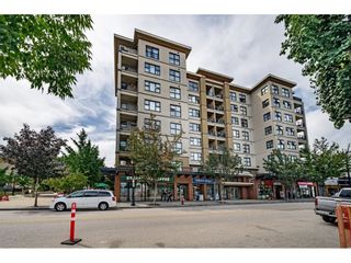 """Photo 1: 406 415 E COLUMBIA Street in New Westminster: Sapperton Condo for sale in """"San Marino"""" : MLS®# R2624728"""