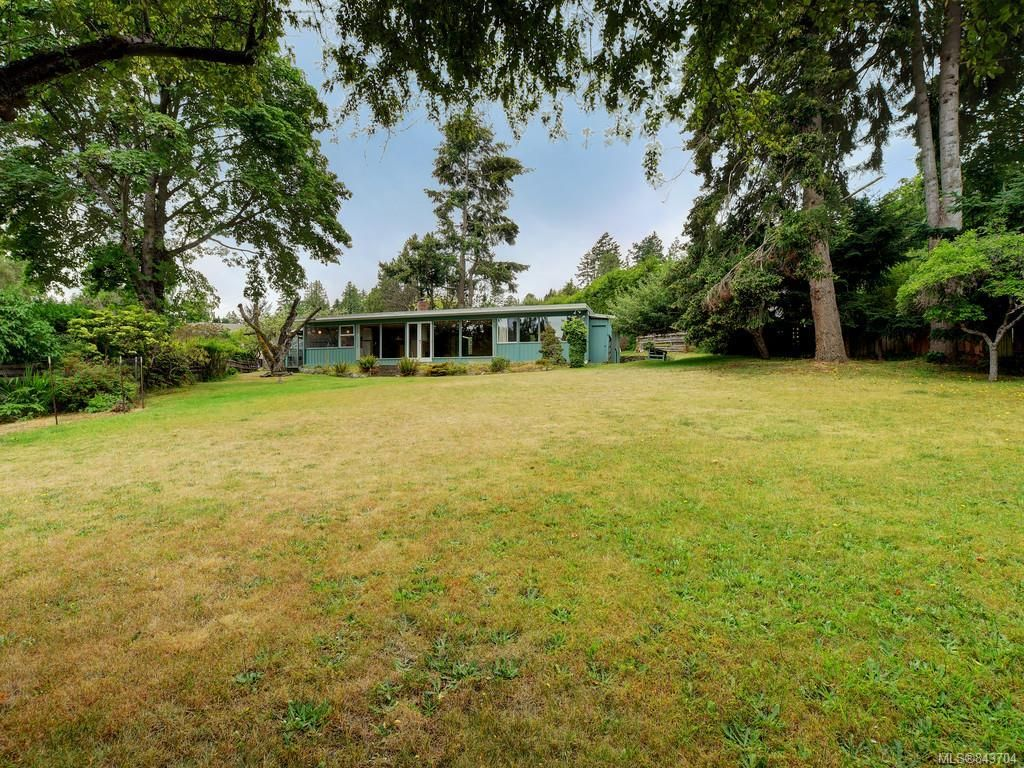 Main Photo: 4012 LOCARNO Lane in Saanich: SE Arbutus House for sale (Saanich East)  : MLS®# 843704