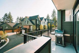 Photo 34: 27 1228 HUDSON Street in Coquitlam: Scott Creek Townhouse for sale : MLS®# R2614222