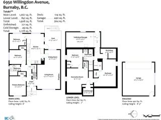 Photo 31: 6950 WILLINGDON Avenue in Burnaby: Metrotown House for sale (Burnaby South)  : MLS®# R2598610