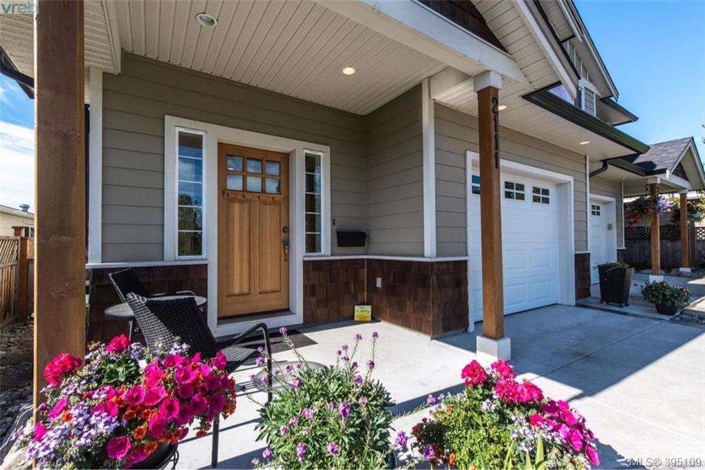 Main Photo: 2111 JAMES WHITE Blvd in SIDNEY: Si Sidney North-West Half Duplex for sale (Sidney)  : MLS®# 792176