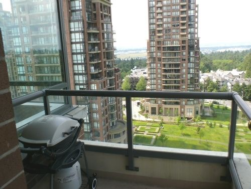 "Photo 8: Photos: 1408 6837 STATION HILL Drive in Burnaby: South Slope Condo for sale in ""THE CLARIDGES - CITY IN THE PARK"" (Burnaby South)  : MLS®# V770790"