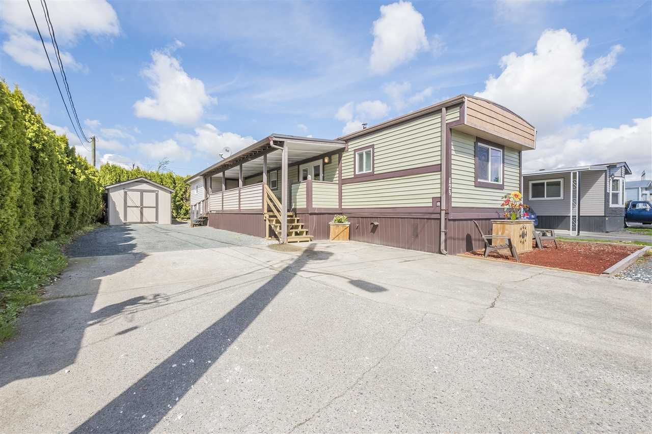 Main Photo: 123 6338 VEDDER ROAD in : Sardis East Vedder Rd Manufactured Home for sale : MLS®# R2159504