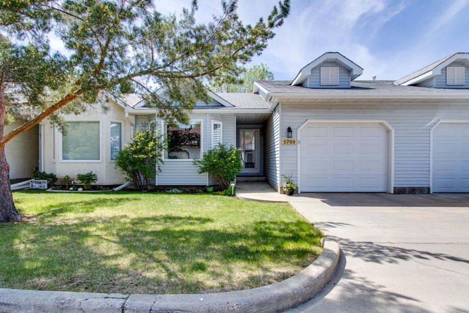 Main Photo: 5769 189 Street in Edmonton: Zone 20 Townhouse for sale : MLS®# E4247867