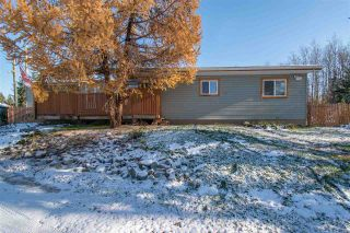 Photo 1: 80 95 LAIDLAW Road in Smithers: Smithers - Rural Manufactured Home for sale (Smithers And Area (Zone 54))  : MLS®# R2512699