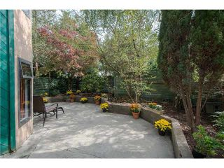 """Photo 1: 101 2224 ETON Street in Vancouver: Hastings Condo for sale in """"ETON PLACE"""" (Vancouver East)  : MLS®# V1141176"""