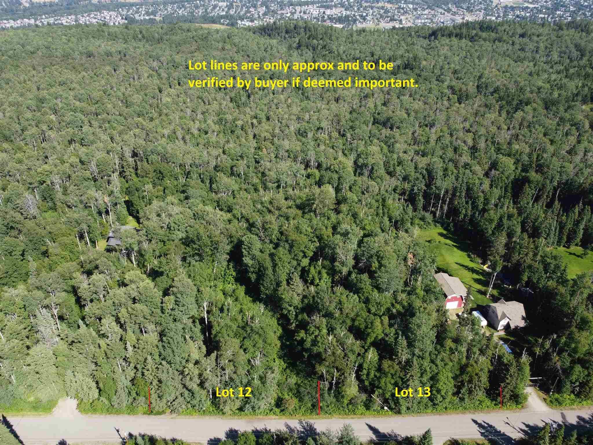 """Main Photo: 6370 CRANBROOK HILL Road in Prince George: Cranbrook Hill Land for sale in """"CRANBROOK HILL"""" (PG City West (Zone 71))  : MLS®# R2607372"""