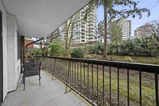 """Photo 18: 107 620 EIGHTH Avenue in New Westminster: Uptown NW Condo for sale in """"The Doncaster"""" : MLS®# R2539219"""
