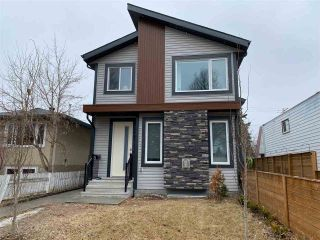 Photo 1: 6418 106 Street in Edmonton: Zone 15 Duplex Front and Back for sale : MLS®# E4234405