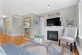 """Photo 6: 6 2780 ALMA Street in Vancouver: Kitsilano Townhouse for sale in """"Twenty on the Park"""" (Vancouver West)  : MLS®# R2575885"""