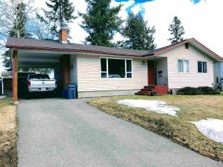 Photo 1: 1568 PEARSON Avenue in Prince George: Assman House for sale (PG City Central (Zone 72))  : MLS®# R2554696