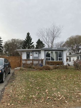 Photo 1: 15 Post Road in Edmonton: Zone 42 Mobile for sale : MLS®# E4220768