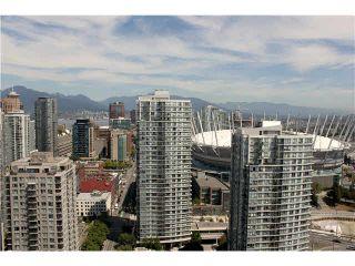 "Photo 3: 3509 1009 EXPO Boulevard in Vancouver: Yaletown Condo for sale in ""LANDMARK 33"" (Vancouver West)  : MLS®# V1079179"