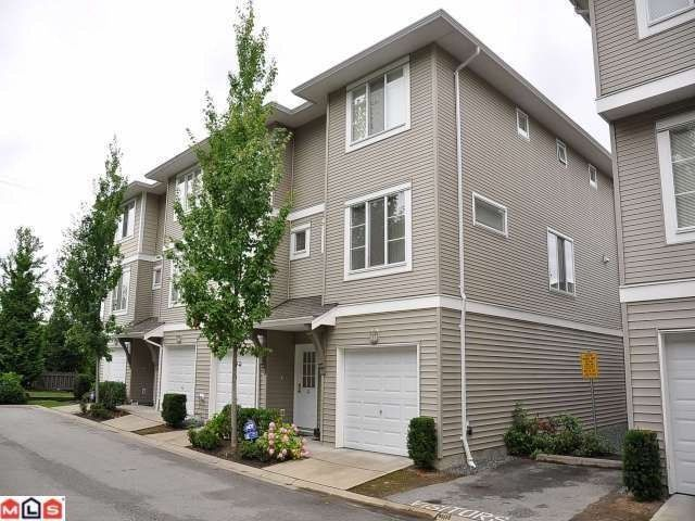 """Main Photo: 67 15155 62A Avenue in Surrey: Sullivan Station Townhouse for sale in """"THE OAKLANDS"""" : MLS®# F1218827"""