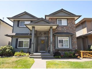 """Photo 1: 10369 ROBERTSON Street in Maple Ridge: Albion House for sale in """"THORNHILL HEIGHTS"""" : MLS®# V1135215"""
