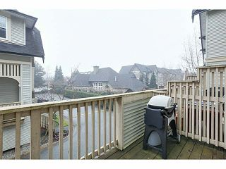 "Photo 8: 10 3711 ROBSON CRT Court in Richmond: Terra Nova Townhouse for sale in ""TENNYSON GARDENS"" : MLS®# V1098875"