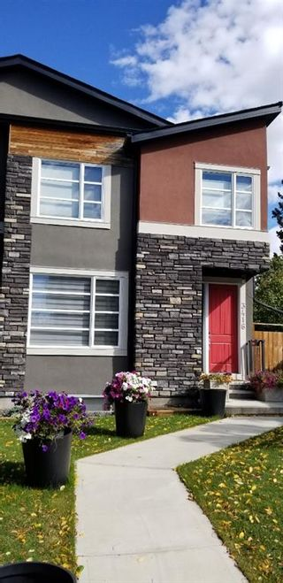Main Photo: 3416 Centre B Street NW in Calgary: Highland Park Semi Detached for sale : MLS®# A1147756