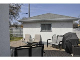 Photo 18: 410 Ainslie Street in WINNIPEG: St James Residential for sale (West Winnipeg)  : MLS®# 1410812
