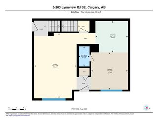Photo 33: 6N 203 LYNNVIEW Road SE in Calgary: Ogden Row/Townhouse for sale : MLS®# A1017459