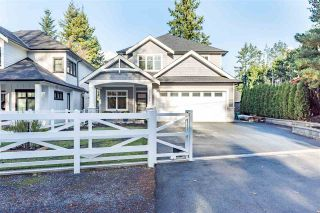 Photo 1: 23773 40 Avenue in Langley: Campbell Valley House for sale : MLS®# R2520841