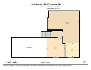 Photo 36: 108 Canterbury Place SW in Calgary: Canyon Meadows Detached for sale : MLS®# A1126755