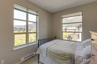 "Photo 17: 1272 STONEMOUNT Place in Squamish: Downtown SQ Townhouse for sale in ""Eaglewind - Streams"" : MLS®# R2075437"