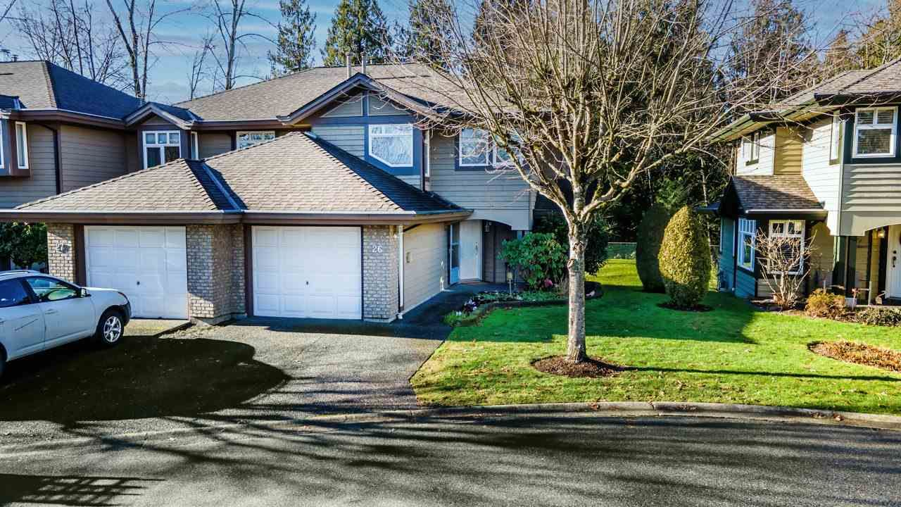 Main Photo: 26 11737 236 Street in Maple Ridge: Cottonwood MR Townhouse for sale : MLS®# R2531228