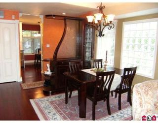 """Photo 5: 72 2500 152ND Street in Surrey: King George Corridor Townhouse for sale in """"THE PENINSULA"""" (South Surrey White Rock)  : MLS®# F2925086"""