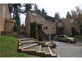 Photo 1: 4717 Hoskins Road in North Vancouver: Lynn Valley Townhouse for sale : MLS®# V888765