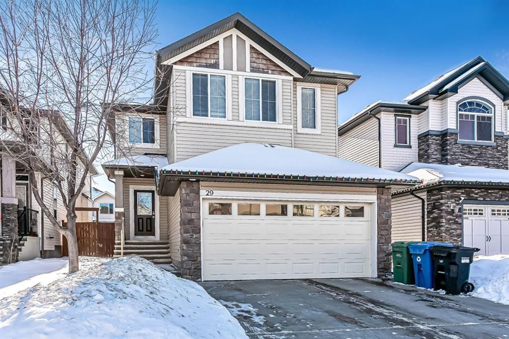 Main Photo: 29 CRANBERRY Avenue SE in Calgary: Cranston Detached for sale : MLS®# A1071805