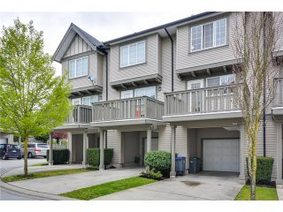 "Photo 18: 69 8775 161ST Street in Surrey: Fleetwood Tynehead Townhouse for sale in ""THE BALLANTYNE"" : MLS®# F1409288"