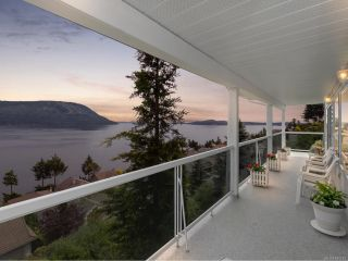 Photo 2: 3697 Marine Vista in COBBLE HILL: ML Cobble Hill House for sale (Malahat & Area)  : MLS®# 840625