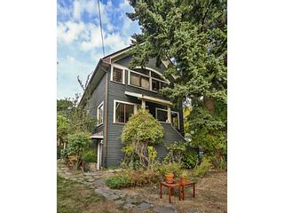 Photo 1: 4403 QUEBEC Street in Vancouver: Main House for sale (Vancouver East)  : MLS®# V985334