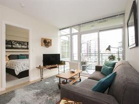 Photo 2: 802 88 W 1st Avenue in Vancouver: False Creek Condo for sale (Vancouver West)  : MLS®# R2120420