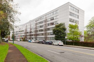 "Photo 17: 603 1445 MARPOLE Avenue in Vancouver: Fairview VW Condo for sale in ""HYCROFT TOWERS"" (Vancouver West)  : MLS®# R2361588"