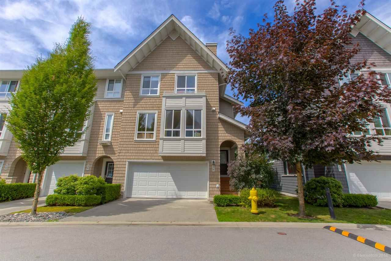 """Main Photo: 76 2418 AVON Place in Port Coquitlam: Riverwood Townhouse for sale in """"LINKS by Mosaic"""" : MLS®# R2413726"""