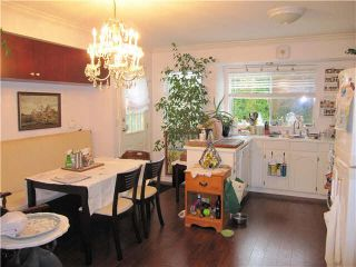 """Photo 5: 501 20675 118TH Avenue in Maple Ridge: Southwest Maple Ridge Townhouse for sale in """"ARBOR WYND"""" : MLS®# V1104184"""