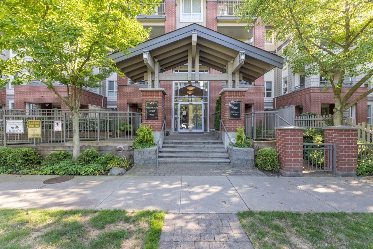 Main Photo: 270 9100 FERNDALE Road in Richmond: McLennan North Condo for sale : MLS®# R2611216