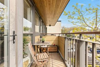 "Photo 27: 301 2436 W 4TH Avenue in Vancouver: Kitsilano Condo for sale in ""The Pariz"" (Vancouver West)  : MLS®# R2575423"
