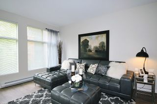 "Photo 5: 203 201 MORRISSEY Road in Port Moody: Port Moody Centre Condo for sale in ""LIBRA"" : MLS®# R2065703"
