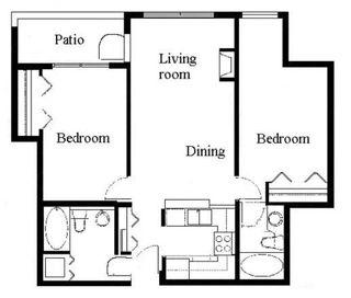 Photo 5: 409 880 Centre Avenue NE in Calgary: Bridgeland/Riverside Apartment for sale : MLS®# A1131858