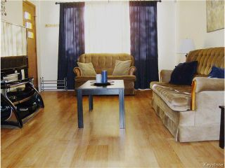 Photo 2: 456 St Jean Baptiste Street in WINNIPEG: St Boniface Residential for sale (South East Winnipeg)  : MLS®# 1427520