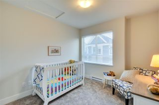 """Photo 15: 4 6479 192 Street in Surrey: Clayton Townhouse for sale in """"BROOKSIDE WALK"""" (Cloverdale)  : MLS®# R2333660"""