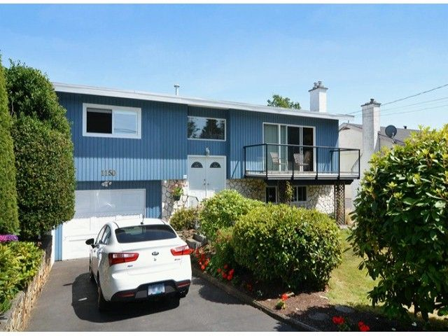"Main Photo: 1150 MAPLE Street: White Rock House for sale in ""White Rock"" (South Surrey White Rock)  : MLS®# F1417815"
