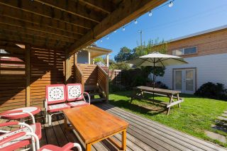 Photo 35: 1834 NAPIER Street in Vancouver: Grandview VE House for sale (Vancouver East)  : MLS®# R2111926