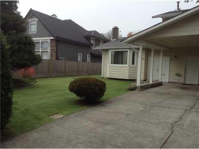 "Main Photo: 6891 RIVERDALE Drive in Richmond: Riverdale RI House for sale in ""RIVERDALE"" : MLS®# V1032934"