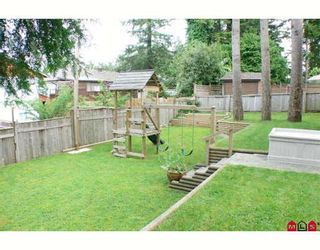 """Photo 10: 11815 98A Avenue in Surrey: Royal Heights House for sale in """"Royal Heights"""" (North Surrey)  : MLS®# F2817979"""