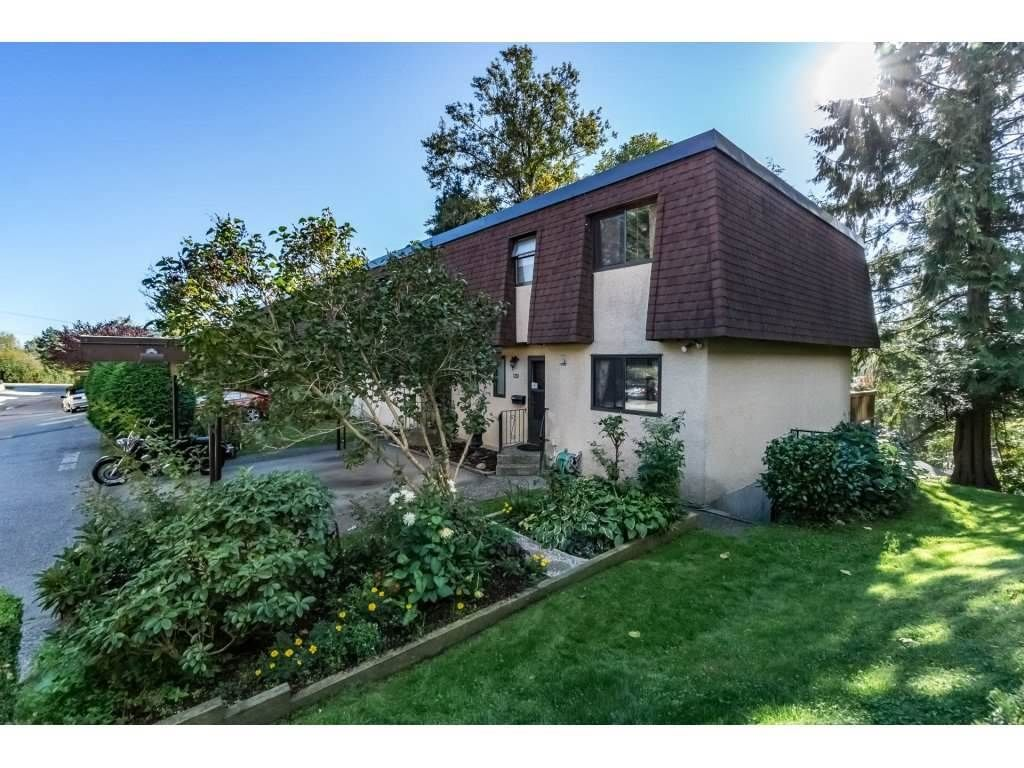 """Main Photo: 823 OLD LILLOOET Road in North Vancouver: Lynnmour Townhouse for sale in """"LYNNMOUR VILLAGE"""" : MLS®# R2111027"""