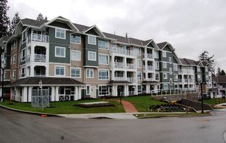 Photo 1: # 414 - 16388 64th Avenue in Surrey: Cloverdale BC Condo for sale