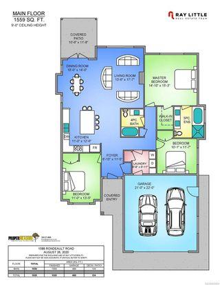 Photo 12: 1588 Rondeault Rd in Cowichan Bay: Du Cowichan Bay House for sale (Duncan)  : MLS®# 853924